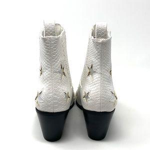 Betsey Johnson Shoes - Betsey Johnson Izak Booties, White